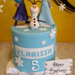 double-height-tier-round-birthday-cake-frozen-anna-elsa-olaf