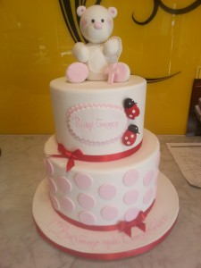 two-tier-round-girl-christening-cake-teddy-