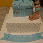 two-tier-square-boy-christening-cake-twin-bears